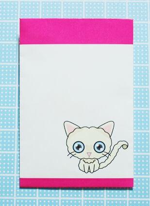 セルカークレックスの猫ポチ袋